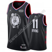 Camisetas NBA Baratas Boston Celtics 2019 Kyrie Irving 11# Negro All Star Game Swingman..